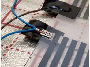 Монтаж інфрачервоної теплої підлоги