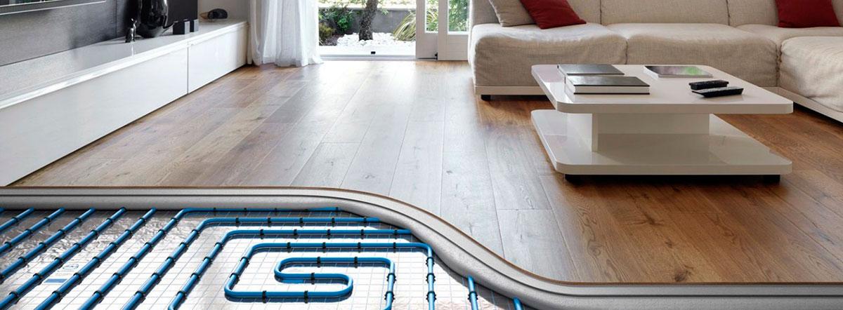 Водяна тепла підлога